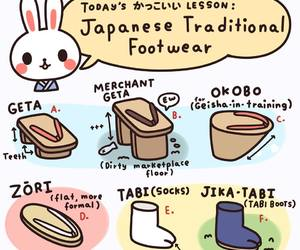 japan, japanese, and footwear image