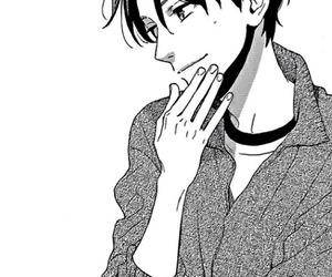 hirunaka no ryuusei, manga, and shoujo image