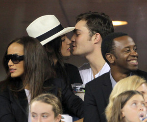 couple and ed westwick image