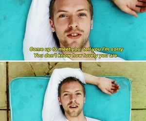 coldplay and the scientist image