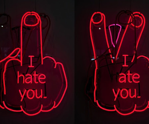 ate, glow, and i hate you image