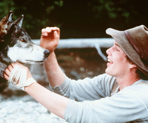 ethan hawke and white fang image