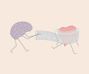 brain and heart image