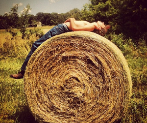 hotties, farm land, and love boys image