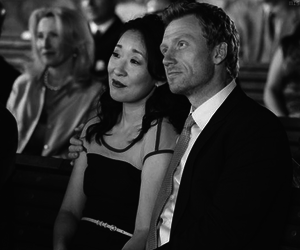 grey's anatomy, cristina yang, and owen hunt image