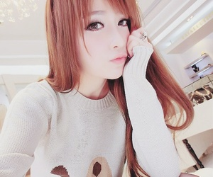 girl, kore, and ulzzang image