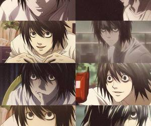 L and death note image