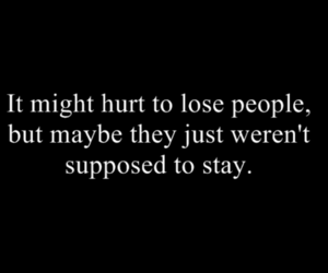 quote, stay, and hurt image