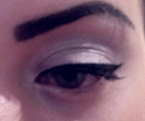 everyday, eyeliner, and makeuo image