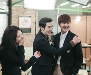 lee min ho, park shin hye, and the heirs image