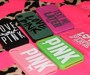 pink, love, and case image
