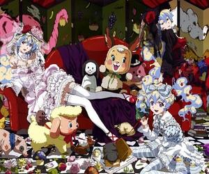 anime, gurren lagann, and manga image