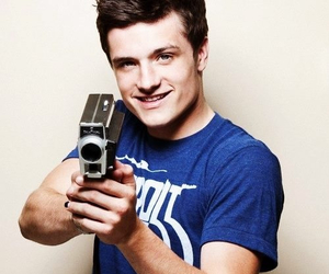 josh hutcherson, boy, and peeta image