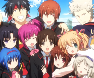 anime and little busters image