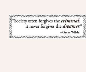 oscar wilde, quote, and dreamer image