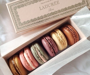 food, france, and laduree image