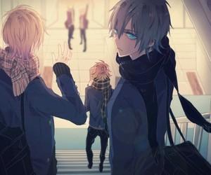 anime, boy, and ibuki image