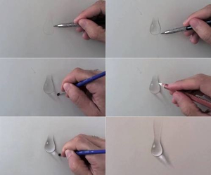 draw, how to, and water image