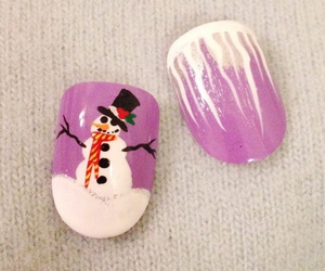 cool, Easy, and nail art image