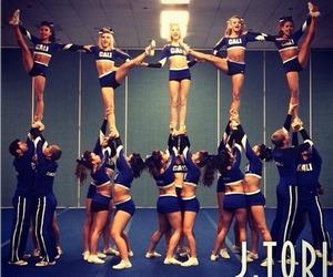 cali, cheerleader, and pyramids image
