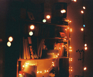 light, indie, and room image