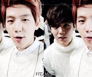 exo, baekhyun, and luhan image