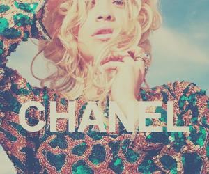 chanel, rita ora, and blonde image