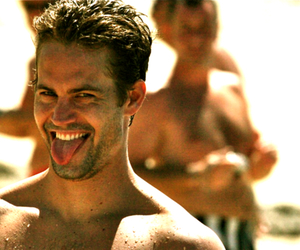 paul walker, funny, and rip image