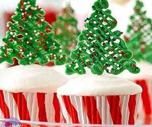 candy, cupcake, and sugar image