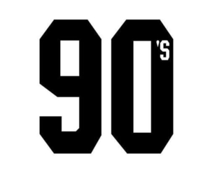 90, black, and babes image
