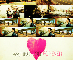 couple, waiting for forever, and cute image