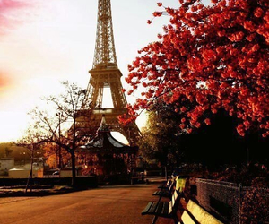 background, france, and red image