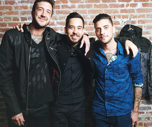 linkin park, mike shinoda, and of mice and men image