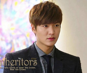 drama, lee min ho, and heirs image