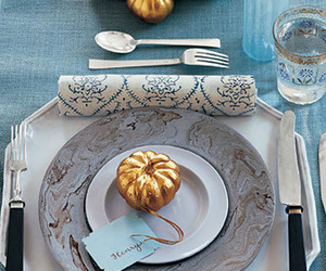 autumn, decorations, and orange image