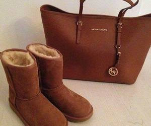 ugg, bag, and Michael Kors image