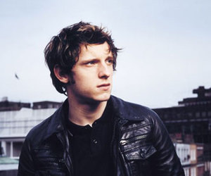 Jamie Bell and boy image