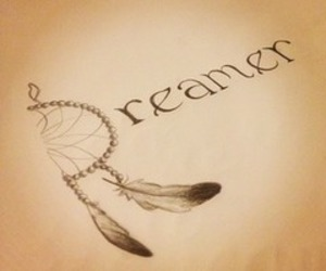 dreamer, Dream, and drawing image