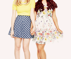 ariana grande, sam and cat, and jennette mccurdy image
