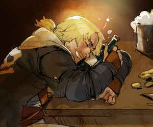 rum, assassin's creed, and edward kenway image