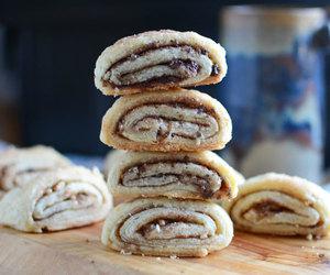 Cinnamon, Cookies, and nuts image
