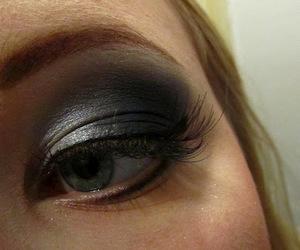 beautiful, black, and cosmetics image