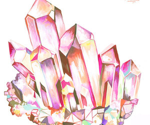 diamond and pink image