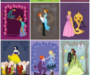 disney, princess, and Prom image