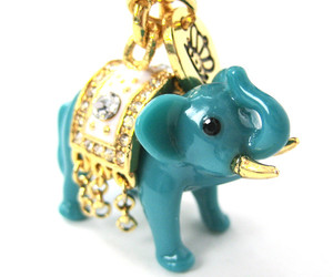 necklace, pendant, and animals image