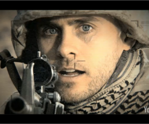 man, soldier, and war image