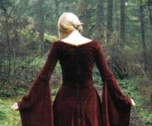 fairy, fantasy, and mistery image
