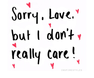 sorry, love, and happily image