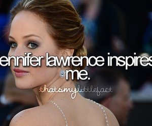 Jennifer Lawrence, inspire, and pretty image
