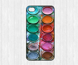 iphone 5c cases., cover, and paint image